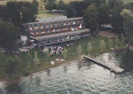 Luftaufnahmen Drohne Bodensee