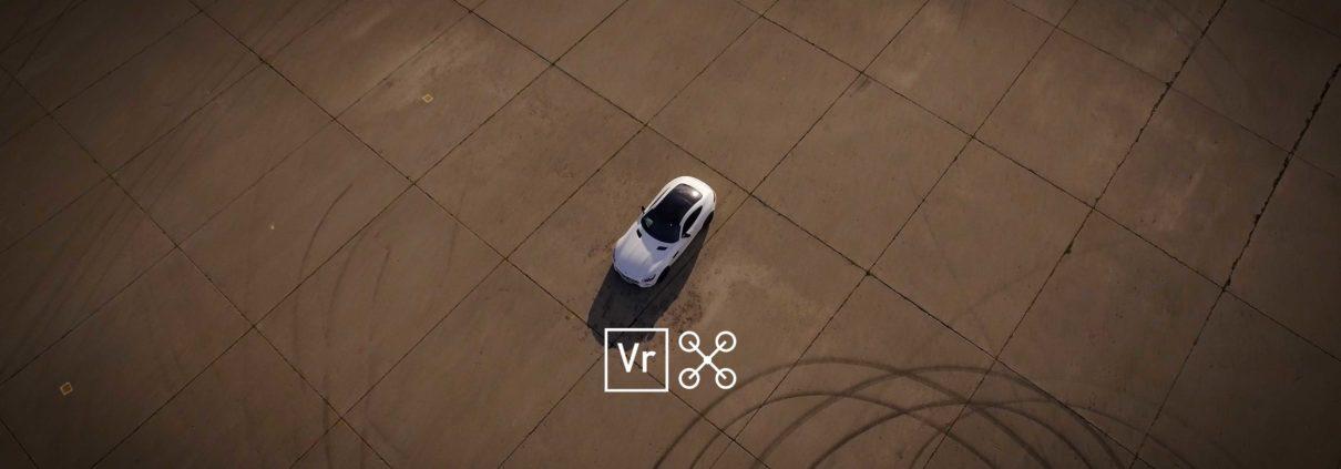 VR-Copter Luftaufnahmen mit der Drohne in Stuttgart