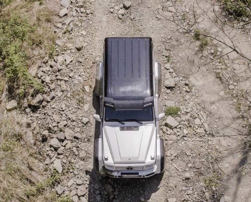 Luftaufnahmen Bilster Berg