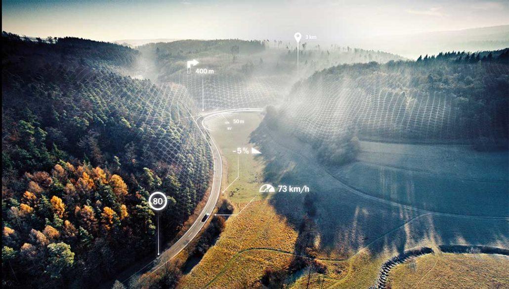 Luftbild Weissach Drohne