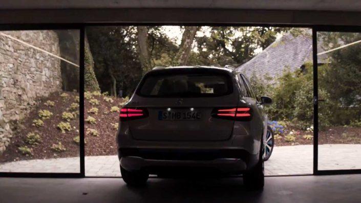 Luftaufnahmen Mercedes Benz