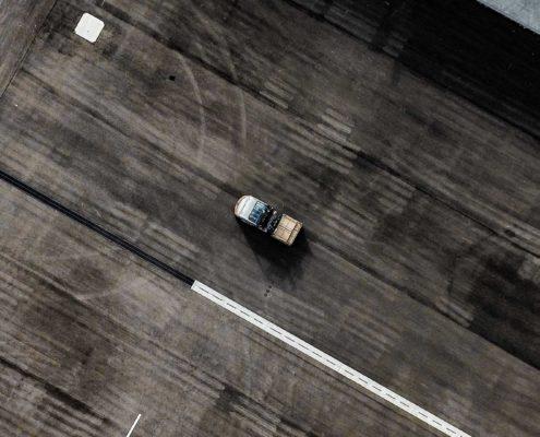 Luftaufnahmen Drohne Germersheim