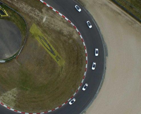 Luftaufnahmen Drohne Nürburgring