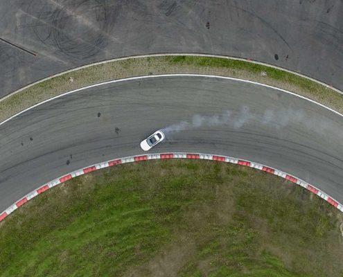 Luftaufnahmen Nürburgring