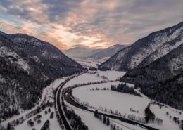 Luftaufnahmen Drohne Saalfelden