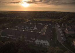 Luftaufnahmen Drohne Sylt