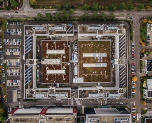 Luftaufnahmen Neckarsulm