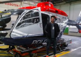 Luftaufnahmen Drohne Hamburg