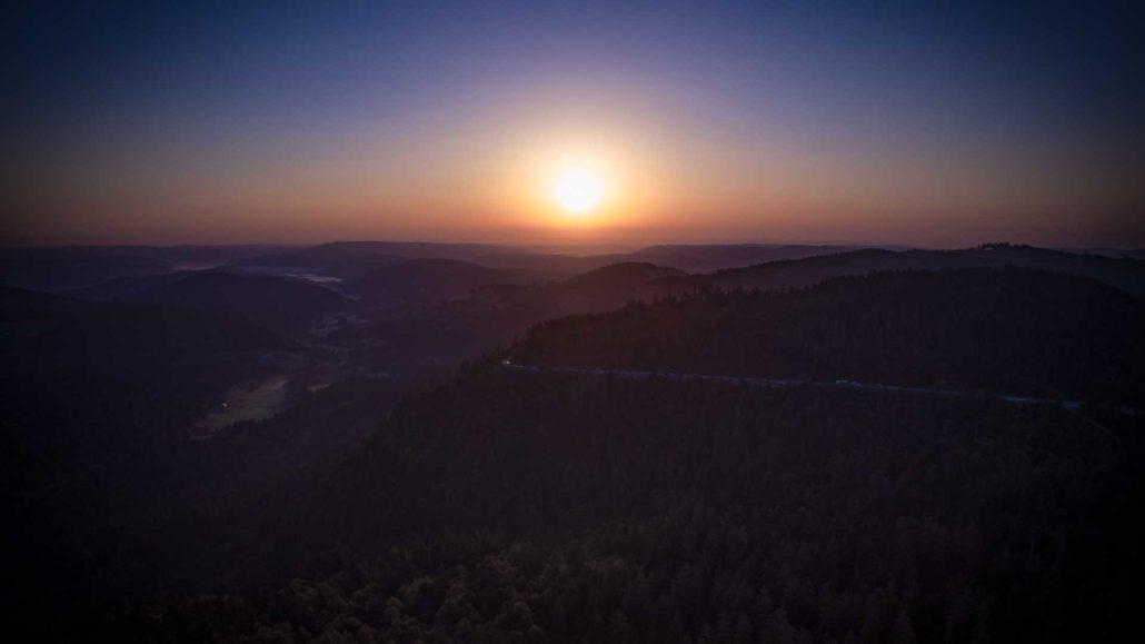 Luftaufnahmen Schwarzwald