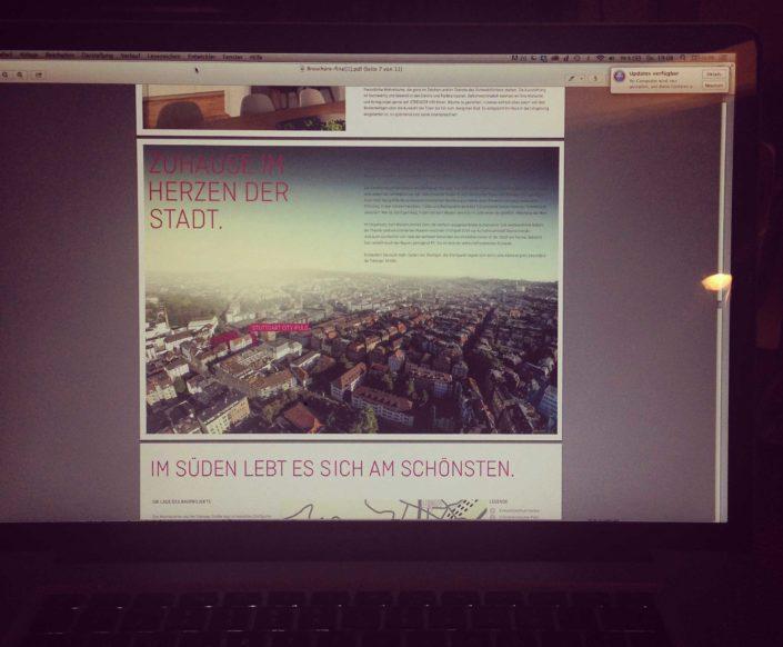 Strenger Immobilienaufnahmen - Stuttgart Mitte - VR-Copter - Professionelle Luftaufnahmen mit der Drohne