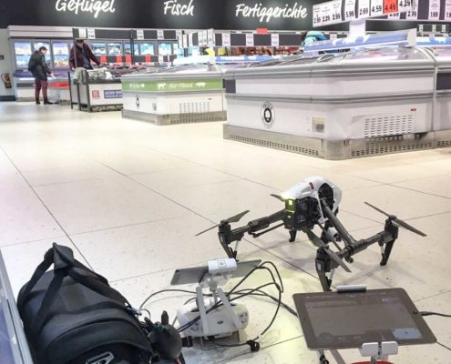 lidl drone