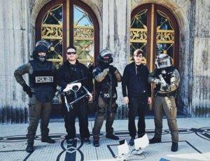 Team VR Copter - Jochen Riehm & Björn Dommershausen