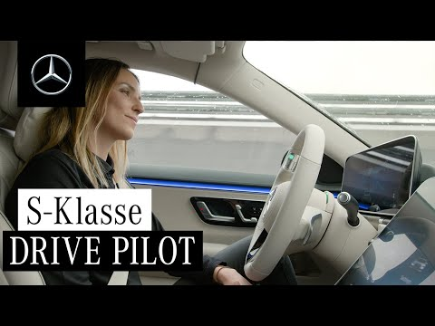 Drone Immendingen Germany - S-Klasse - DRIVE PILOT