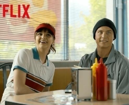 Netflix - Isi & Ossi - Drone Mannheim Heidelberg Germany