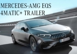 AMG EQS Frankfurt Drohne